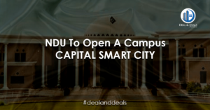 NDU To Open A Campus