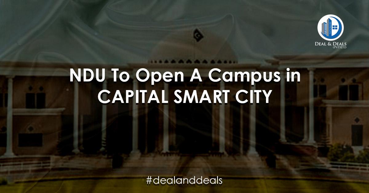 NDU To Open A Campus