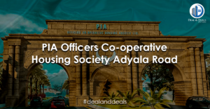 PIA Officers Co-operative Housing Society Adyala Road