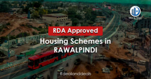 RDA Approved Housing Schemes in Rawalpindi