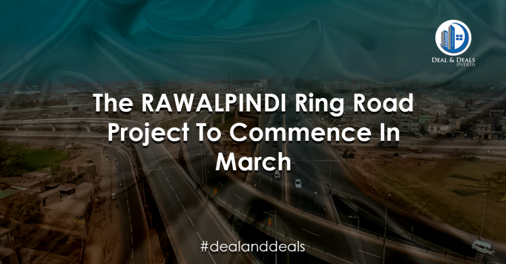 The RAWALPINDI Ring Road