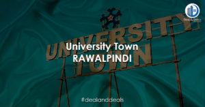 University Town Rawalpindi