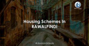 top housing schemes in rawalpindi