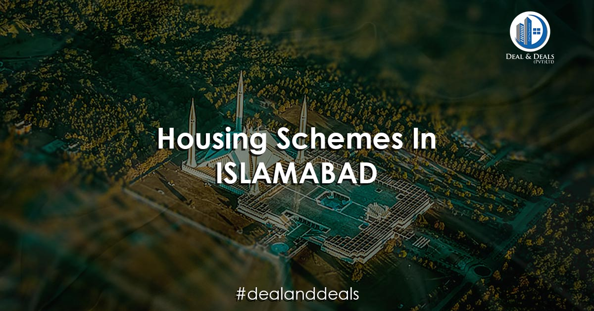 top housing schemes in islamabad