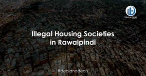 Illegal Housing Societies in Rawalpindi
