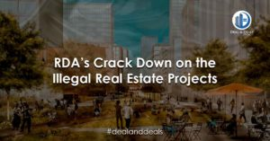 RDA's Crack Down on the Illegal Real Estate Projects