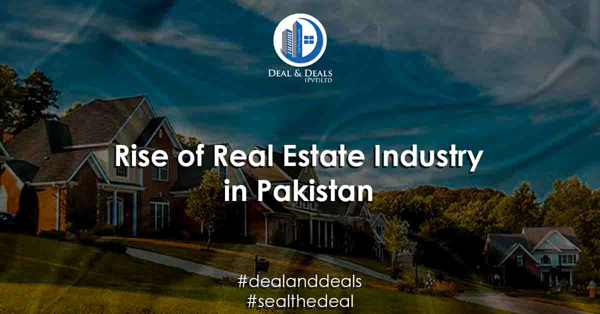 Rise of Real Estate Industry in Pakistan