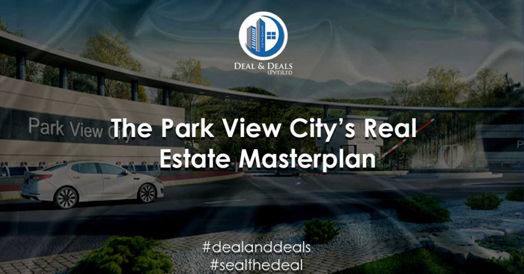 The Park View City's Real Estate Masterplan