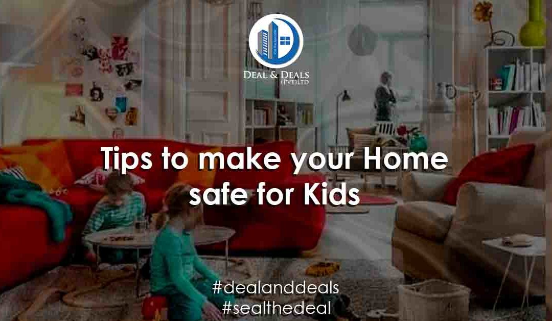 Tips to Make Your Home Safe for Kids