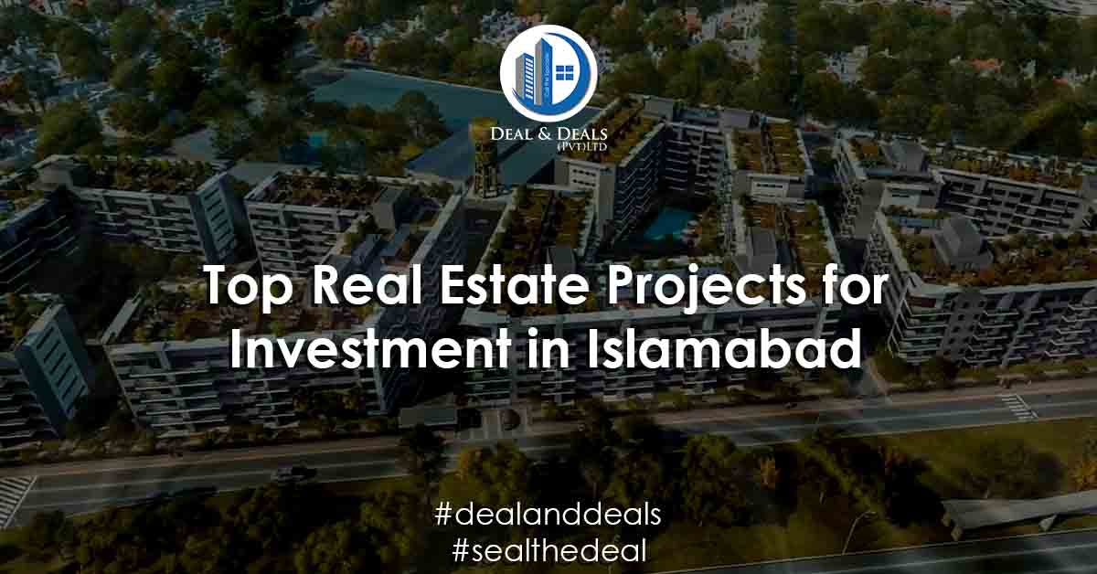 Top Real Estate Projects for Investment in Islamabad