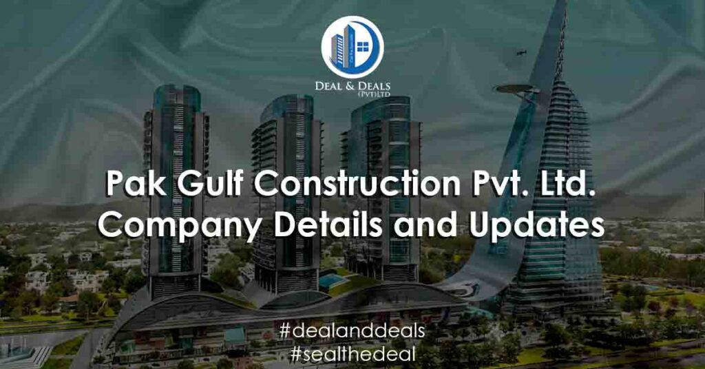 Pak Gulf Construction Pvt. Ltd. Company Details and Updates