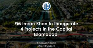 PM-Imran-Khan-to-Inaugurate-4-Projects-in-the-Capital-Islamabad