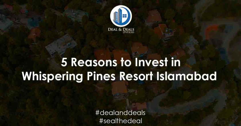 5 Reasons to Invest in Whispering Pines