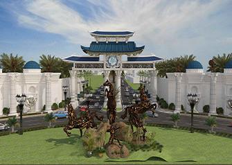 BLUE WORLD CITY ISLAMABAD