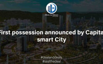 First Possession Announced by Capital Smart City