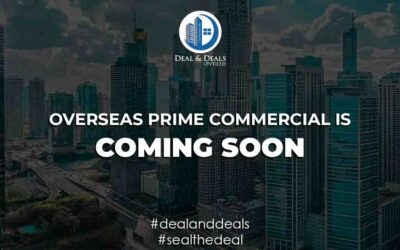 Overseas Prime Commercial is Coming Soon