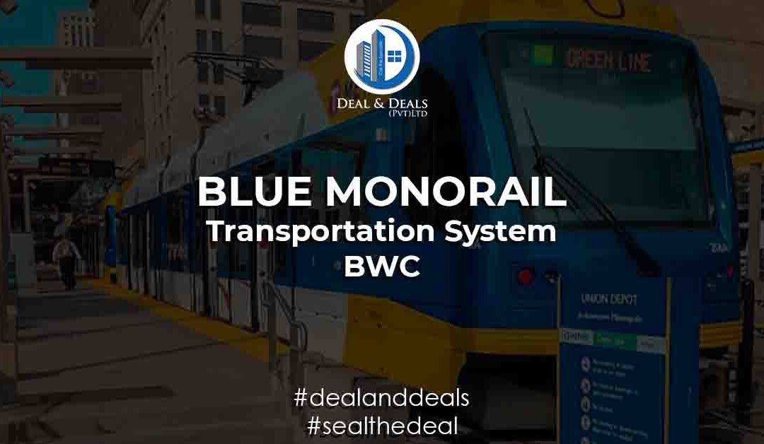 Blue Monorail Transportation System-BWC