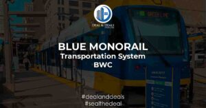 Blue World City Monorail Transportation System