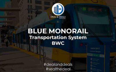 Blue Monorail Transportation System-BWC