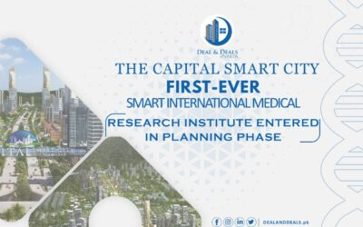 First-Ever Smart International Medical Research Institute Entered In Planning Phase