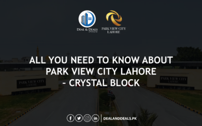 All You Need To Know About Crystal Block | Lahore Park View